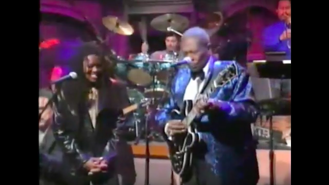 Download Tracy Chapman & BB King - The Thrill Is Gone (Live on  November 7, 1997)
