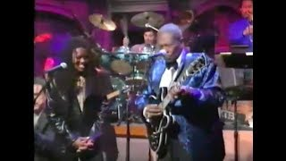 Tracy Chapman & BB King - The Thrill Is Gone (Live on  November 7, 1997)