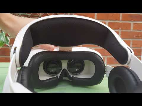 UTOPIA 360° ELITE EDITION VIRTUAL REALITY HEADSET  - BUDGET VR HEADSET