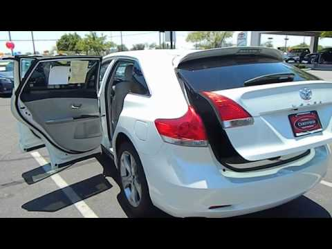 2010 toyota venza wagon 4d phoenix az 520172 youtube. Black Bedroom Furniture Sets. Home Design Ideas