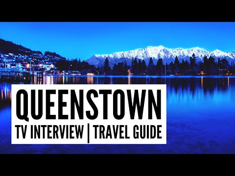 Queenstown Travel Guide - The Big Bus tour and travel guide