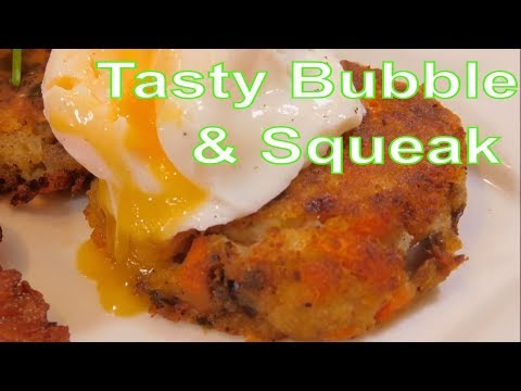 Bubble And Squeak Recipe- How To Make Bubble And Squeak From Leftovers