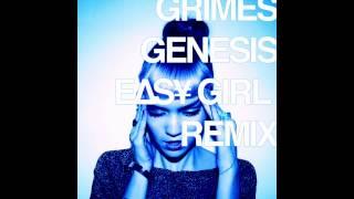 Grimes - Genesis (E∆S¥ GIRL Remix)