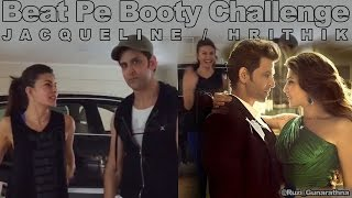 Download Hindi Video Songs - Beat Pe Booty Challenge - Jacqueline Fernandez | Hrithik Roshan | A Flying Jatt | Tiger Shroff