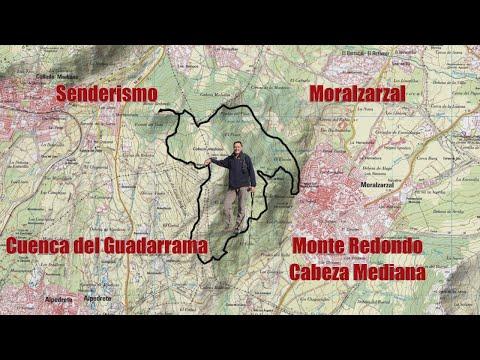 Senderismo ruta Moralzarzal- Monte Redondo- Cabeza Mediana-Pico Martillo