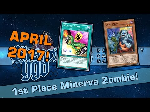 1st Place Lightsworn Zombie w/ MONSTER SLOTS! Tulsa, Oklahoma Regional by Aaron McInnes!