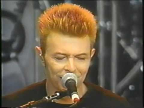 DAVID BOWIE  CHINA GIRL   1996