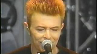 DAVID BOWIE - CHINA GIRL - LIVE 1996