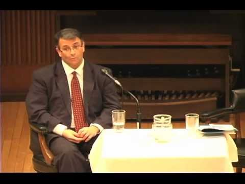 Ex-Lobbyist Jack Abramoff Speaks at Peace University in Raleigh
