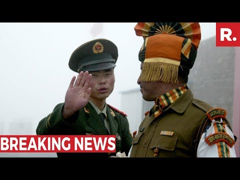 India Gives Strong Response To China Over Border Issue