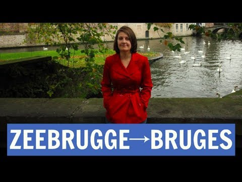How to get from Zeebrugge to Bruges