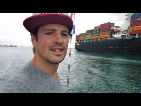 Suez canal transit by sailboat part 2 #Ep.49 - Sailing Messenger