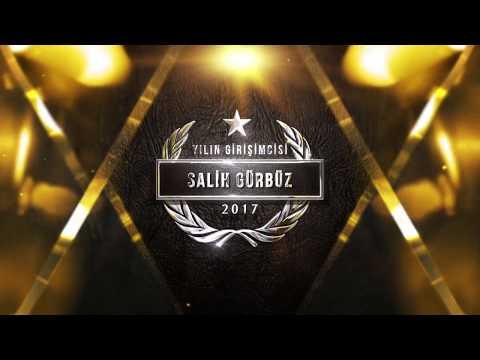 Salih Gürbüz - Erdemli İş İnsanları Ödülleri 2017 - Bilge Film Yapım