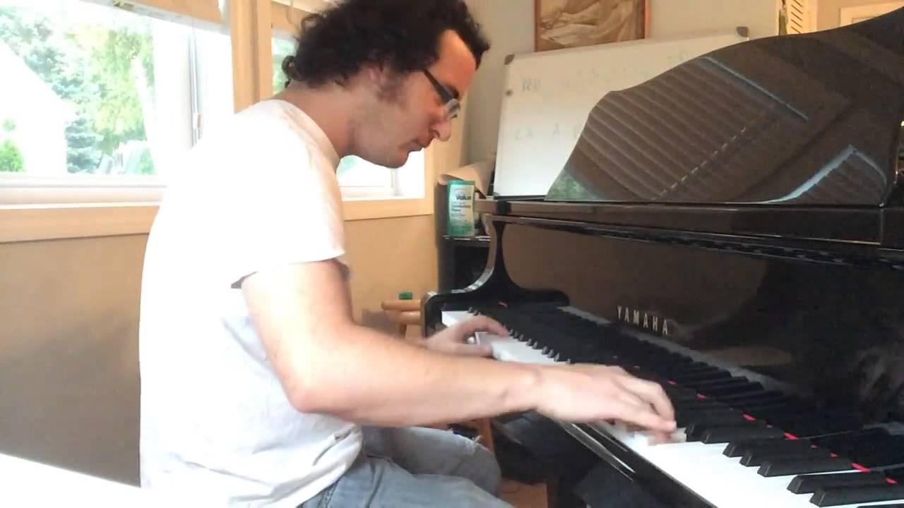 Hang Me Oh Hang Me Oscar Isaac Piano Cover Youtube