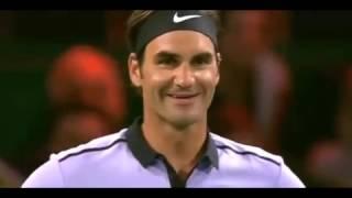 Murray lascia giocare il suo match point contro Federer al raccattapalle