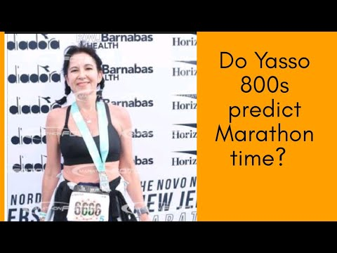 ⏱Yasso 800s | Do they really predict marathon time?⏱