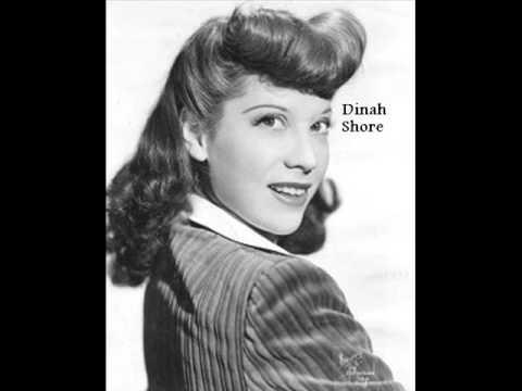 PERSONALITY ~ Dinah Shore  (1946)