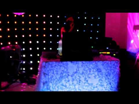Stockport Cricket Club karaoke Singer July 2011