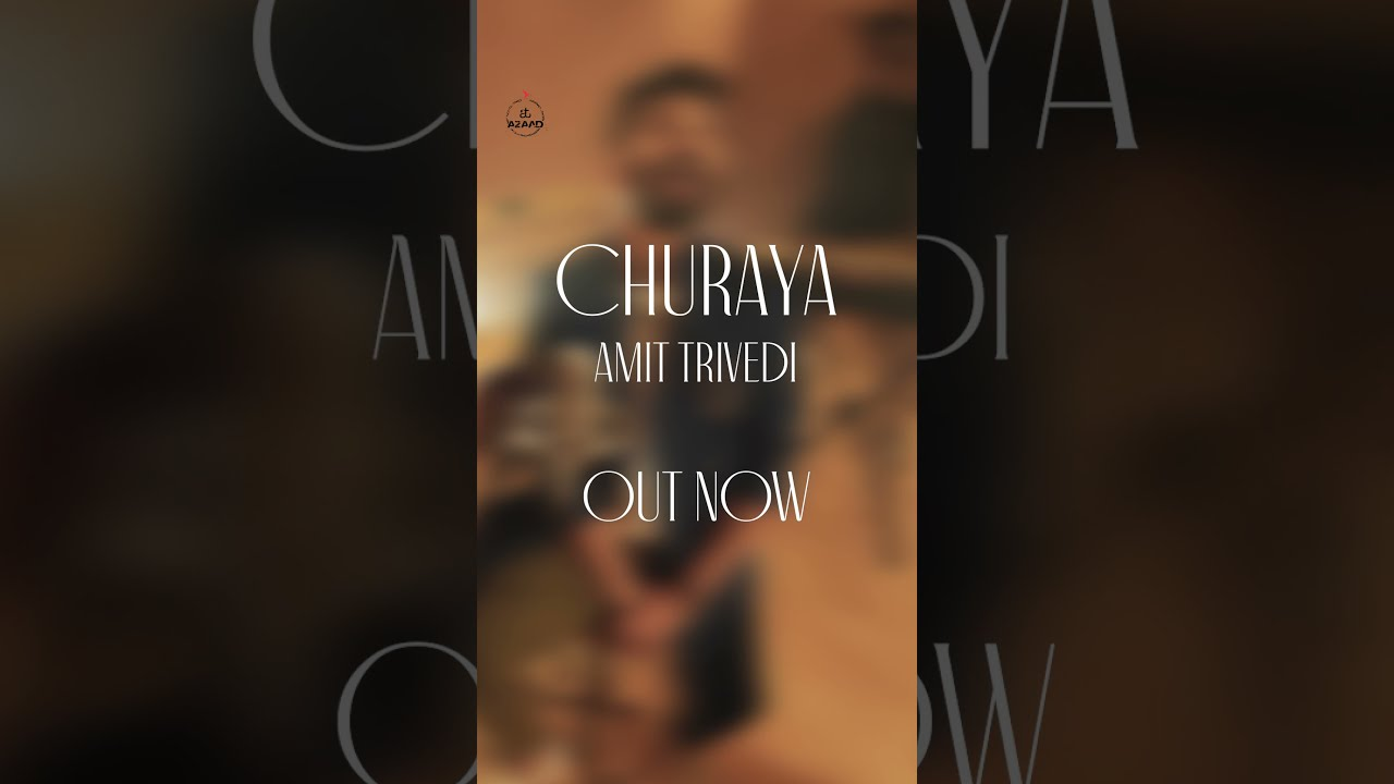 Groove to the beats of #Churaya ✨🎺🕺- Out Now! #ATAzaad #YouTubeShorts