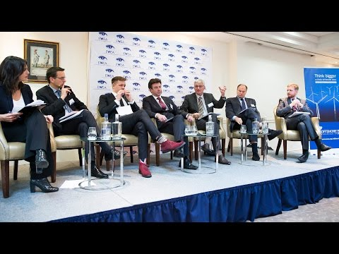 EWEA Public Debate: Turning the EU's 2030 targets into a stable framework (Full video)
