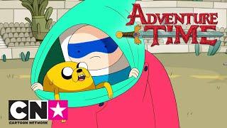 Время приключений | Битва магов | Cartoon Network
