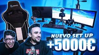 SETUP +5000€!! Nuestra NUEVA CASA con LMDshow