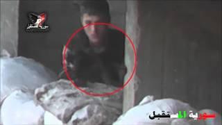 Ликвидация террориста снайпером