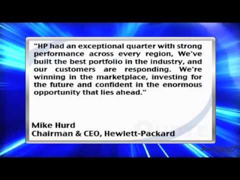 News Update: Hewlett-Packard Co. Reports a 13% Increase in Q2 Net Revenue (HPQ)