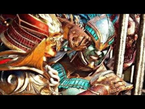 Шао Кан против Коталь Кана ► Mortal Kombat 11