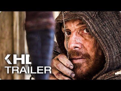 ASSASSIN'S CREED Trailer 2 German Deutsch...