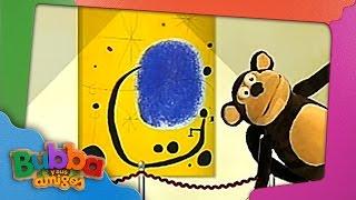 Descubriendo los Colores - Parte 1 | Mono Bubba y sus amigos | Videos infantiles