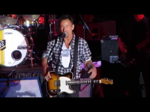 Bruce Springsteen and Joe Grushecky - Pink Cadillac. May 23, 2014, Pittsburgh