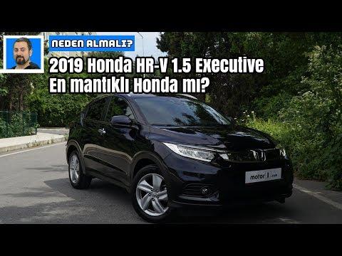 2019 Honda HR-V 1.5 Executive | En mantıklı Honda mı? | Neden Almalı?