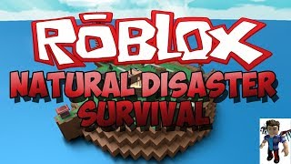 ROBLOX/Natural Disaster Survival/Muff Idiot Part 2