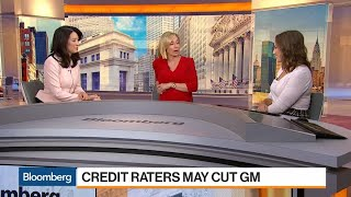 GM Strike Might Force Credit Firms to Take Action
