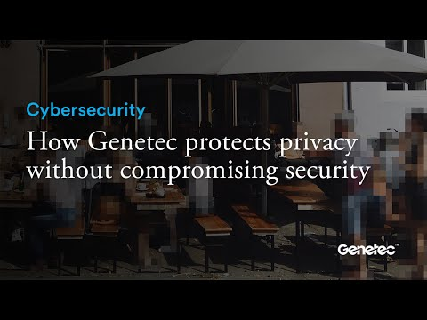 Cybersecurity - Privacy protection demo