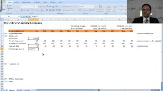 Microsoft Excel for Business Professionals