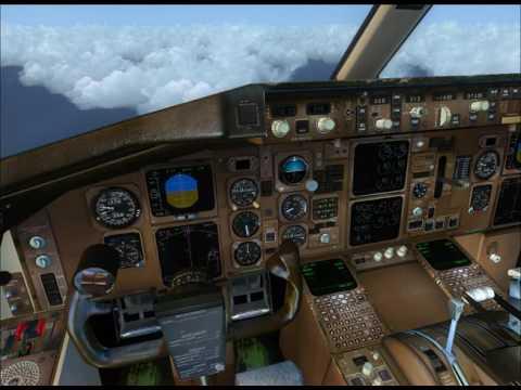 Boeing 757-200 Landing in Madeira