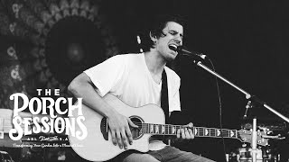 Ollie English - I Ain't Gonna Leave    Porch Sessions