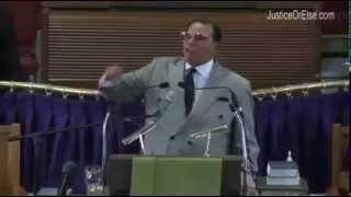 Minister Louis Farrakhan: Take Down The United States Flag Too