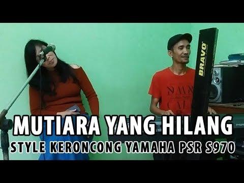 Pop Keroncong Mutiara Yang Hilang cover Ernie Djohan