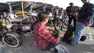 Kustom konwent 2015 Wrocław, Never Done i Motocykl24.pl