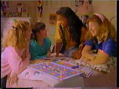 the babysitters club board game 1994 youtube. Black Bedroom Furniture Sets. Home Design Ideas