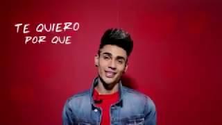 Te quiero- Poema de Alan Navarro #ATuLado- CD9