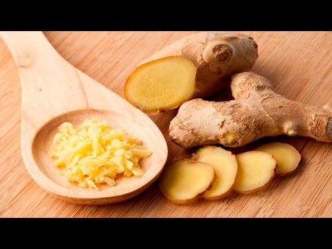 Only consume 3 grams of ginger and see what happens to your body in 2 hours