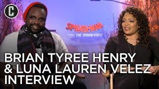 Spider-Verse: Brian Tyree Henry and Luna Lauren Velez Interview