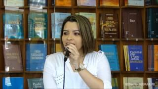 """02 Adriana Melo - Concepção do CD e Introdução à Música """"E eu penso em Jesus"""""""