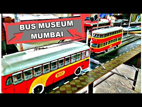 Mumbai Bus Transport Museum of BST in Sion East #Mumbai #everydaymumbai#Bestmumbai#Mumbaikar #Bombay