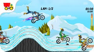 Bike Racing Games - Stunt Extreme - BMX boy - Gameplay Android & iOS free games
