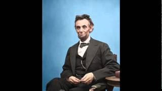 Restoring Abraham Lincoln (Photoshop Restoration)